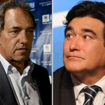 "Daniel Scioli: ""Carlos Zannini será mi vicepresidente"""