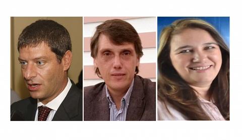 David, Kosiner y Martinich los candidatos del urtubeicismo