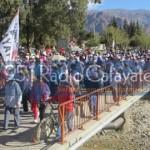 Habrá cambios para la llegada de los peregrinos del Milagro a Salta