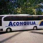 La empresa Aconquija interesada en el servicio urbano