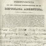 Cuando el Acta de la Independencia fue robada