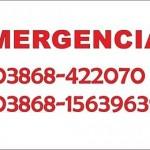 Bomberos con nueva línea fija para emergencias
