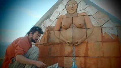 "Inauguran el Monumento al ""Chuscha"""