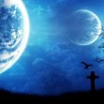 Habrá dos lunas llenas en un mismo mes