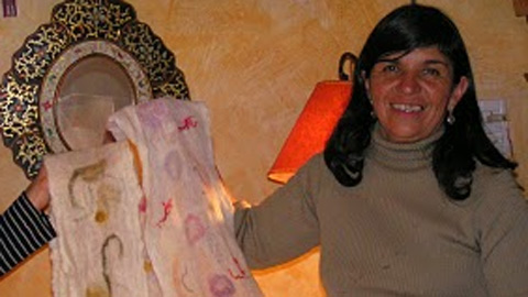 Carmen Millán fue premiada en la Exposición Rural Argentina