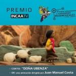 Doña Ubenza resultó ganador en el Festival Latinoamericano de Cortometrajes