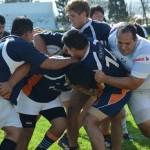 Cafayate Rugby Club jugó su primer partido oficial