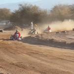 Se corrió otra fecha de Karting en San Carlos