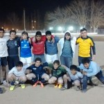 Infantiles de Cafayate Rugby Club en los juegos Evita