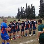 El M13 de Cafayate Rugby Club perdió en los Evita