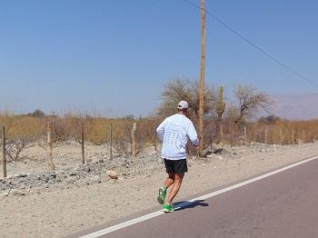 Corre por la ruta 40 de la quiaca a ushuaia radio cafayate - San carlos textil ...
