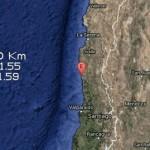 Un extenso y fuerte sismo sacudió a varias provincias