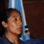 Merecida distinción a integrante femenina del cuerpo de Bomberos Voluntarios