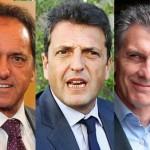 Los resultados para presidente en Cafayate