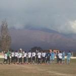 Comenzó el Torneo de selecciones sub 15 de Ligas de fútbol