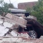 Temblor en Salta: hubo derrumbes en El Galpón y hay una mujer muerta