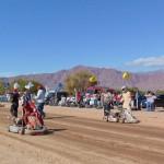 Se corrió la 8va fecha del Campeonato de karting en San Carlos