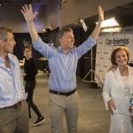 Mauricio Macri es el nuevo presidente