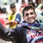 El salteño Kevin Benavides arrancó siendo el mejor de los argentinos en el Dakar