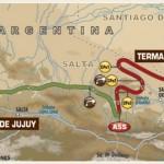 Dakar, etapa 3: hacia Jujuy, a la caza de Sebastian Loeb