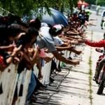 El Rally Dakar largó desde Tecnópolis