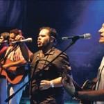 Los Huayra y Los Tekis en la segunda noche de la Serenata a Cafayate