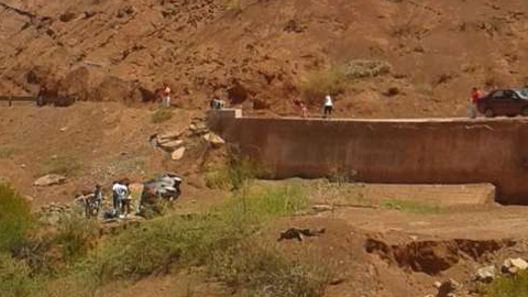 0 accidente quebrada de cafayate
