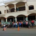 Los municipales de Coronel Moldes amenazan cortar la ruta durante la Serenata a Cafayate