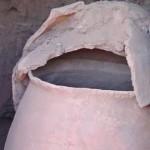 Encontraron una urna funeraria en San Carlos
