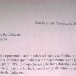 La nota de Arnaldo Etchart que Almeda prohibió leer en la Serenata