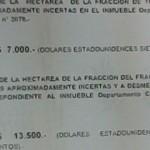 Otro intento de Almeda por desvalorizar las 32 hectáreas