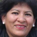 La fiscal Sandra Rojas se negó a recibir una presentación en su contra