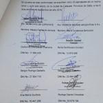 """""""Panquecazo"""": Los concejales radicales arreglaron con el almedismo y la usurpación"""