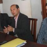 Peñalva Arias ofrece 71 hectáreas en canje por las 32 de la pista