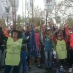 Los peregrinos de Cafayate llegaron a Cerrillos