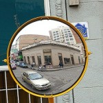 Piden colocar espejos convexos en algunas esquinas de Cafayate