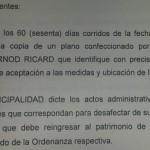 Pernod Ricard incumplió los plazos del convenio pergeñado con el almedismo