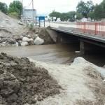 La última lluvia dejó graves daños y falta de servicios