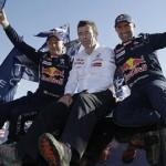 Peterhansel ganó el Rally Dakar 2017