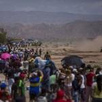 Corralito, San Rafael y Seclantás, las zonas para espectadores del Dakar