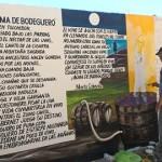 Trabajan en 36 murales para la Serenata a Cafayate