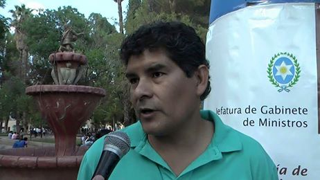 Roberto Vázquez, Intendente de San Carlos