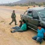 Son seis los detenidos en Cafayate por el transporte de cocaína