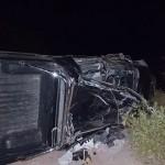 Dos personas graves tras un accidente en la Ruta 68