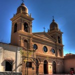 """Pernod Ricard intentaría """"limpiar"""" su imagen con refacciones en la Catedral de Cafayate"""