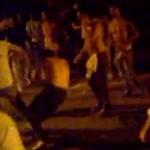 Salvajismo: peligra la vida de un joven tras ser brutalmente golpeado en un boliche