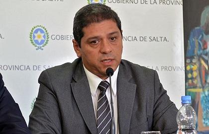 Ángel Sarmiento, Titular de Tierra y Hábitat