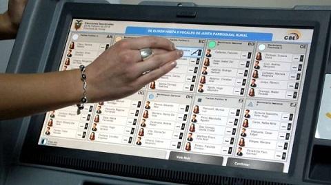 PASO en Cafayate: 7 candidatos a senadores, 8 a diputados y más de 200 a concejales