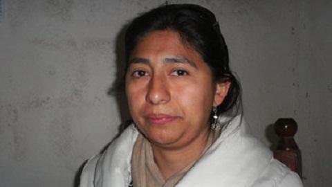 Silvina Vargas intentará llegar a los 12 años como senadora