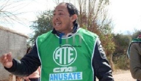 Cristian Haviar de ATE